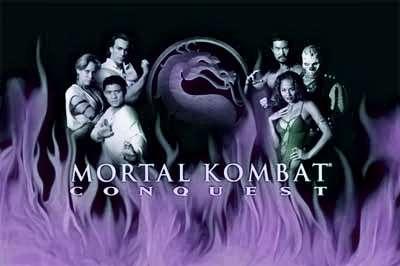 MK: Konquest (Conquest) Logo