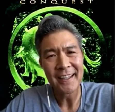 Shang Tsung without beard